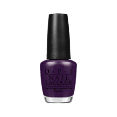 Лак для ногтей OPI Nail Lacquer Coca-Cola Collection NLC19 (Цвет NLC19 A Grape Affair variant_hex_name 341840)