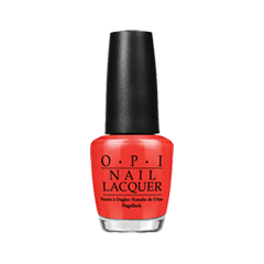 Лак для ногтей OPI Nail Lacquer Euro Centrale Collection NLE76 (Цвет NLE76 My Paprika is Hotter than Yours! variant_hex_name EC3931)