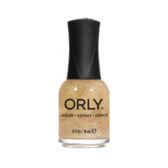 Лак для ногтей Orly Permanent Collection 708 (Цвет 708 Prisma Gold variant_hex_name F1DBA8) лак для ногтей orly permanent collection 596 цвет 596 act your shoe size variant hex name 692d23