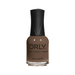 Лак для ногтей Orly Permanent Collection 715 (Цвет 715 Prince Charming variant_hex_name 685040) лак для ногтей orly permanent collection 464 цвет 464 purple crush variant hex name 8f258d