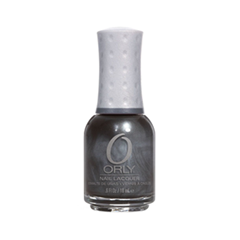 Лак для ногтей Orly Cool Romance Collection 759 (Цвет 759 Steel Your Heart variant_hex_name 41434D) romance collection