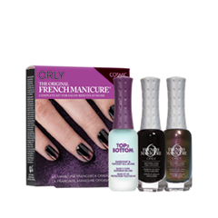 ����� ��� �������� Orly Cosmic French FX Kit (����� 3*9 ��)