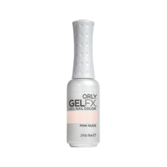 Гель-лак для ногтей Orly Gel FX 009 (Цвет 009 Pink Nude  variant_hex_name F3E1D7) orly гель лак для ногтей французский маникюр 009 pink nude 9 мл