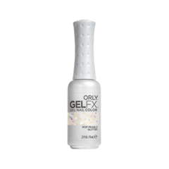 Гель-лак для ногтей Orly Gel FX 035 (Цвет 035 Pop Pearls Gitter variant_hex_name F3E4DA) гель лак для ногтей orly gel fx 497 цвет 497 tropical pop variant hex name f48920