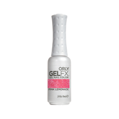 Гель-лак для ногтей Orly Gel FX 167 (Цвет 167 Pink Lemonade  variant_hex_name EE5D88)