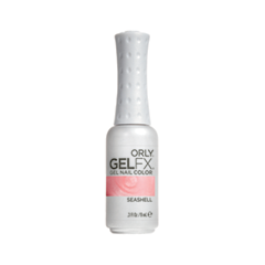 Гель-лак для ногтей Orly Gel FX 186 (Цвет 186 Seashell variant_hex_name EDA2A5) гель лак для ногтей orly gel fx 638 цвет 638 green with envy variant hex name 00a681