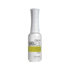 Гель-лак для ногтей Orly Gel FX 494 (Цвет 494 Lush variant_hex_name AEA72F)