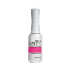 Гель-лак для ногтей Orly Gel FX 501 (Цвет  Berry Blast variant_hex_name EB3088)