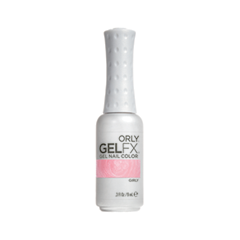 Гель-лак для ногтей Orly Gel FX 581 (Цвет 581 Girly variant_hex_name F5B6C2)