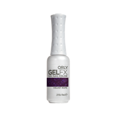 Гель-лак для ногтей Orly Gel FX 631 (Цвет 631 Velvet Rope variant_hex_name 35173A)