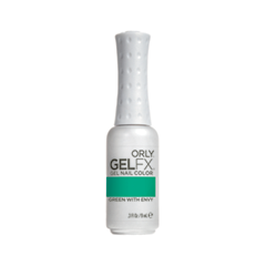 Гель-лак для ногтей Orly Gel FX 638 (Цвет 638 Green with envy variant_hex_name 00A681) гель лак для ногтей orly gel fx 638 цвет 638 green with envy variant hex name 00a681