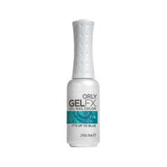����-��� ��� ������ Orly Gel FX 662 (���� 662 It's Up to Blue)