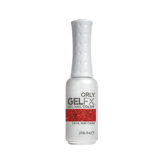 ����-��� ��� ������ Orly Gel FX 774 (���� 774 Devil May Care)