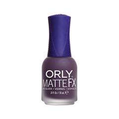 Лак для ногтей Orly Matte FX Collection 812 (Цвет 812 Purple Velvet variant_hex_name 312031)