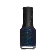 Лак для ногтей Orly Smoky Collection 826 (Цвет 826 Smoked Out variant_hex_name 0B1E2B) коптильня grillux smoky simple взр235