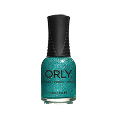 Лак для ногтей Orly Sparkle Collection 831 (Цвет 831 Steal the Spotlight variant_hex_name 12504E)