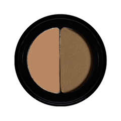Тени для бровей Senna Cosmetics Brow Shaper Duo Blond Duo (Цвет Blond Duo variant_hex_name 846444)