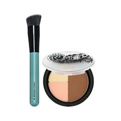 Для лица Senna Cosmetics Набор для контурирования лица Face Sculpting Kit Shade 1 (Цвет Shade 1 variant_hex_name FCC1AB)