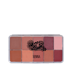 Для лица Senna Cosmetics Slipcover Cream to Powder Blush Palette 01 (Цвет 01 Cheeky Blush variant_hex_name E1A0A6)