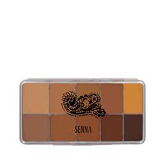 ��� ���� Senna Cosmetics Slipcover Cream to Powder Palette Foundation 02 (���� 02 Medium-Dark)