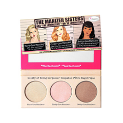 ��������� theBalm theManizer Sisters