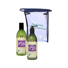 Уход Avalon Organics Набор Relax уход за телом с Лавандой