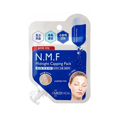 Ночная маска Beauty Clinic Mediheal N.M.F Midnight Capping Pack (Объем 15 мл)