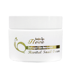 Антивозрастной уход Konad Flobu Revital Snail Cream (Объем 50 мл)