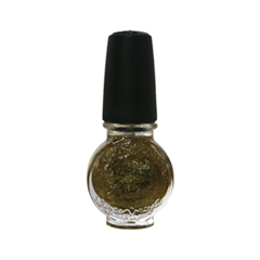 Топы Konad Top Coat Glitter Gold (Объем 11 мл)