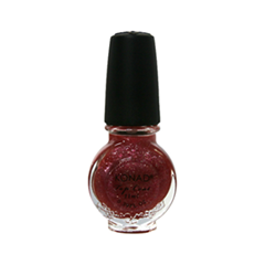 Топы Konad Top Coat Glitter Pink (Объем 11 мл)