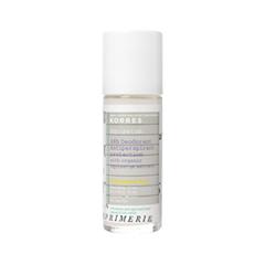 Дезодорант Korres Equisetum 48h Anti-Perspirant Deodorant Fragrance Free (Объем 30 мл)