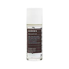 Дезодорант Korres Equisetum 48h Anti-Perspirant Deodorant (Объем 30 мл) дезодорант ролл 48 часов молодежный lavilin 65 мл hlavin