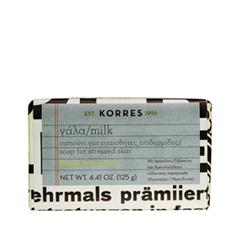 ���� Korres Milk Soap for Stressed Skin (����� 125 �)