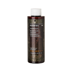 Гель для душа Korres Mountain Pepper Bergamot Coriander Men's Shower Gel (Объем 250 мл) гель для душа korres ваниль