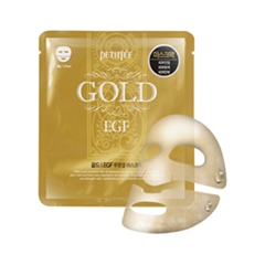 Гидрогелевая маска Petitfee Gold  EGF Hydrogel Mask (Объем 30 мл)