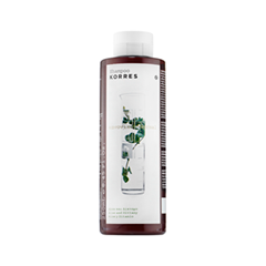 Шампунь Korres Aloe and Dittany Shampoo (Объем 250 мл) korres шампунь для нормальных волос с алоэ и диким бадьяном 250 мл