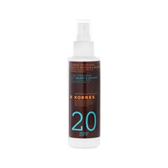 �������� ��� ������ Korres Clear Sunscreen Body Walnut & Coconut SPF20 (����� 150 ��)