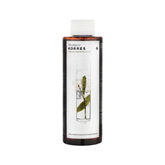 Шампунь Korres Laurel and Echinacea Shampoo (Объем 250 мл)