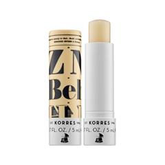 Цветной бальзам для губ Korres Mandarin Lip Butter Stick Colourless (Цвет Colourless variant_hex_name EEDCC8)