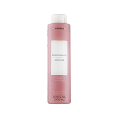 ����� Korres Pomegranat Toning Lotion Oily To Combination Skin (����� 200 ��)