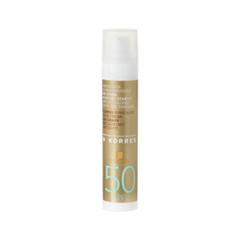 ������ �� ������ Korres Red Grape Sunscreen Face Cream SPF 50 (����� 50 ��)
