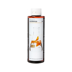 Шампунь Korres Sunflower and Mountain Tea Shampoo (Объем 250 мл)