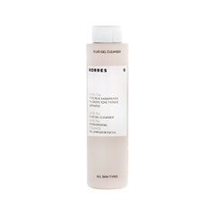 Гель Korres White Tea Facial Fluid Gel Cleanser (Объем 200 мл) aqua glycolic facial cleanser 6 ounce bottle