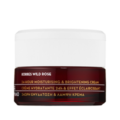���� Korres Wild Rose 24-Hour Moisturizing & Brightening Cream for Oily Combination Skin (����� 40 ��)