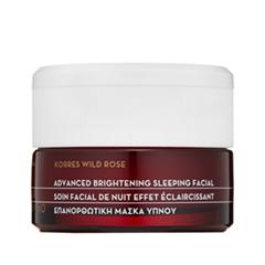 ������ ���� Korres Wild Rose Advanced Repair Sleeping Facial (����� 40 ��)