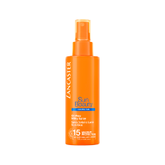 Защита от солнца Lancaster Sun Beauty Oil Free Milky Spray Sublime Tan SPF15 (Объем 150 мл) спрей lakme sun care protection spray