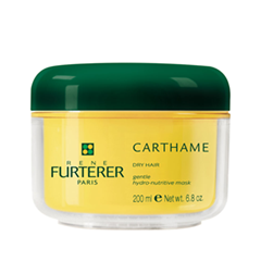 Маска Rene Furterer Carthame Gentle Hydro-Nutritive Mask (Объем 200 мл)