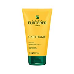 Шампунь Rene Furterer Carthame Moisturizing Milk Shampoo (Объем 150 мл) rene furterer carthame маска увлажняющая питательная для сухих волос 200 мл