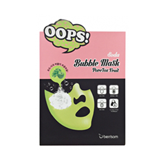 ����� Berrisom Soda Bubble Mask PoreTox (����� 18 ��)