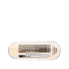Для бровей essence Eyebrow Stylist Set 02 (Цвет 02 Blonde Style variant_hex_name 65574A)